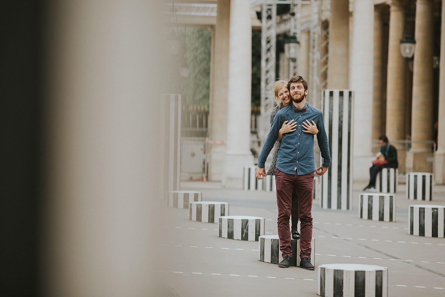 photographe Mariage paris engagement Couple