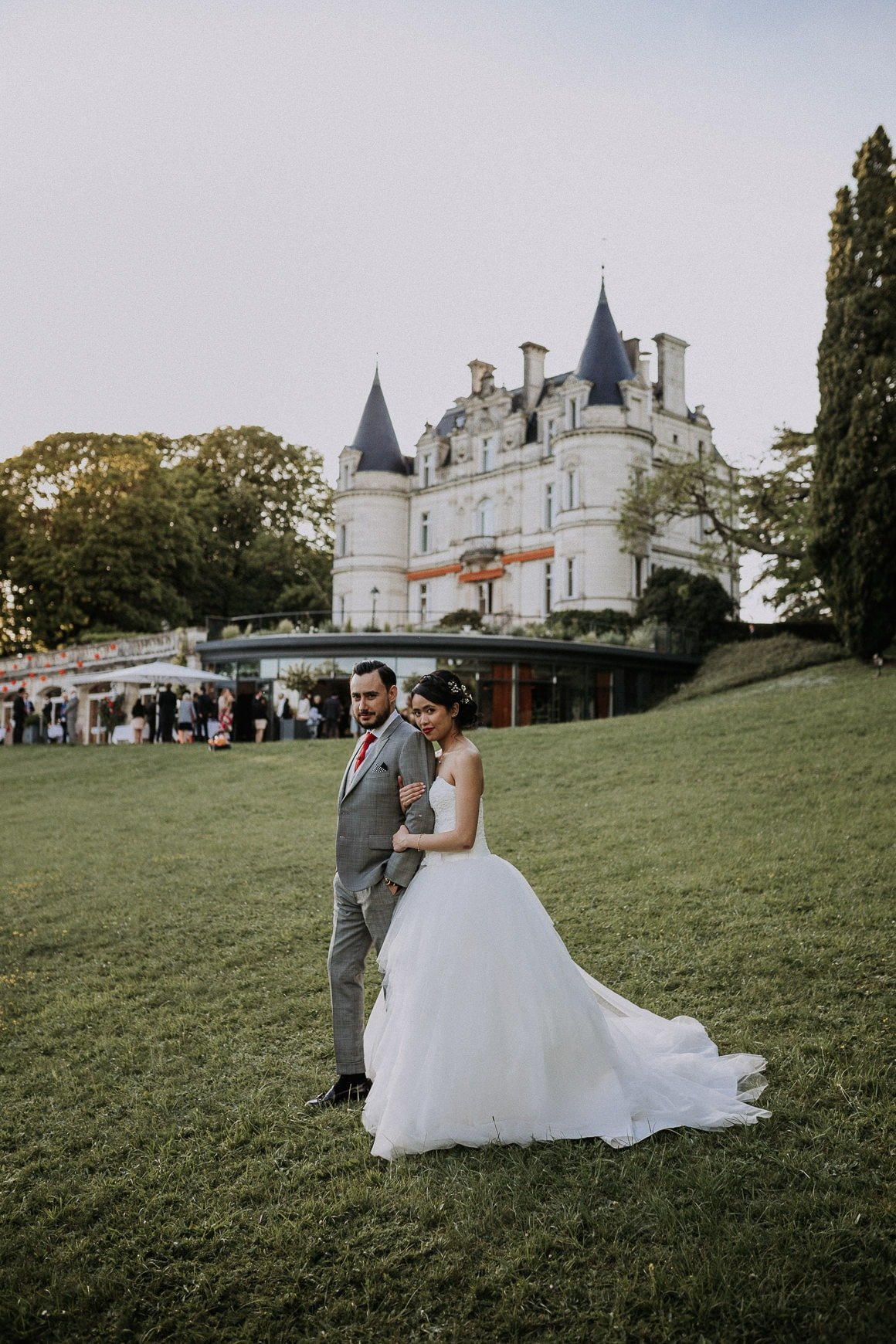mariage domaine tortiniere