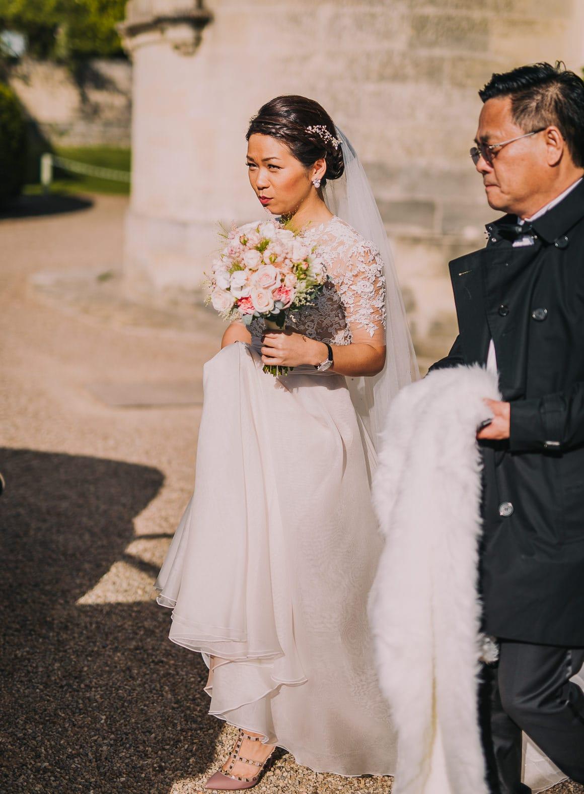 Mariage Chateau Bourdaisiere