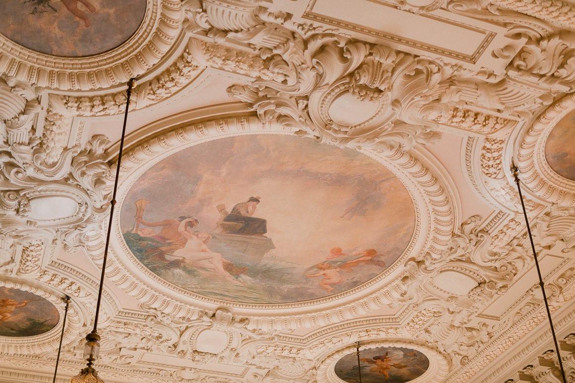 Mariage Château Ploquinière
