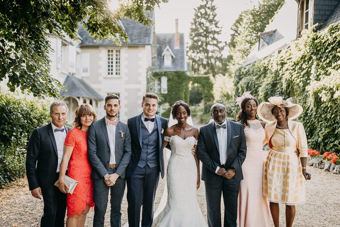 Mariage Chateau Vaugrignon
