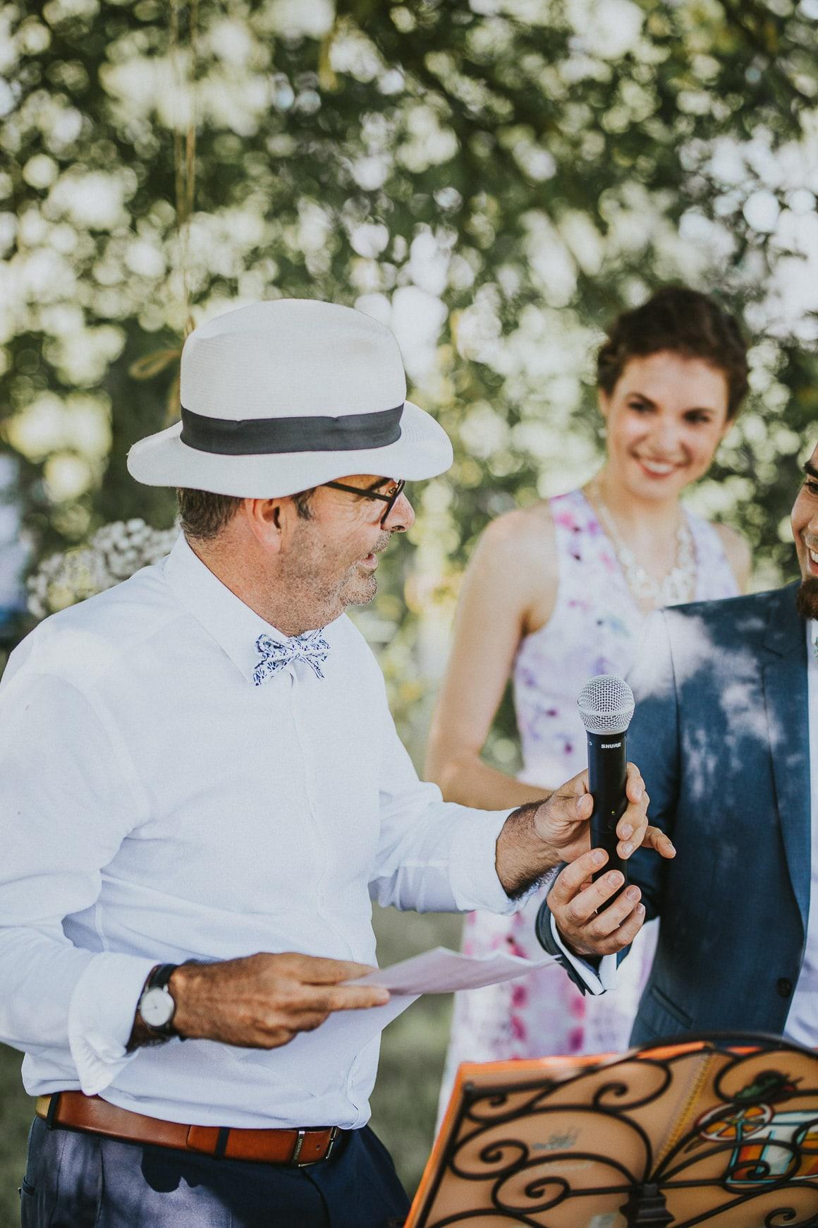 mariage domaine galiniere