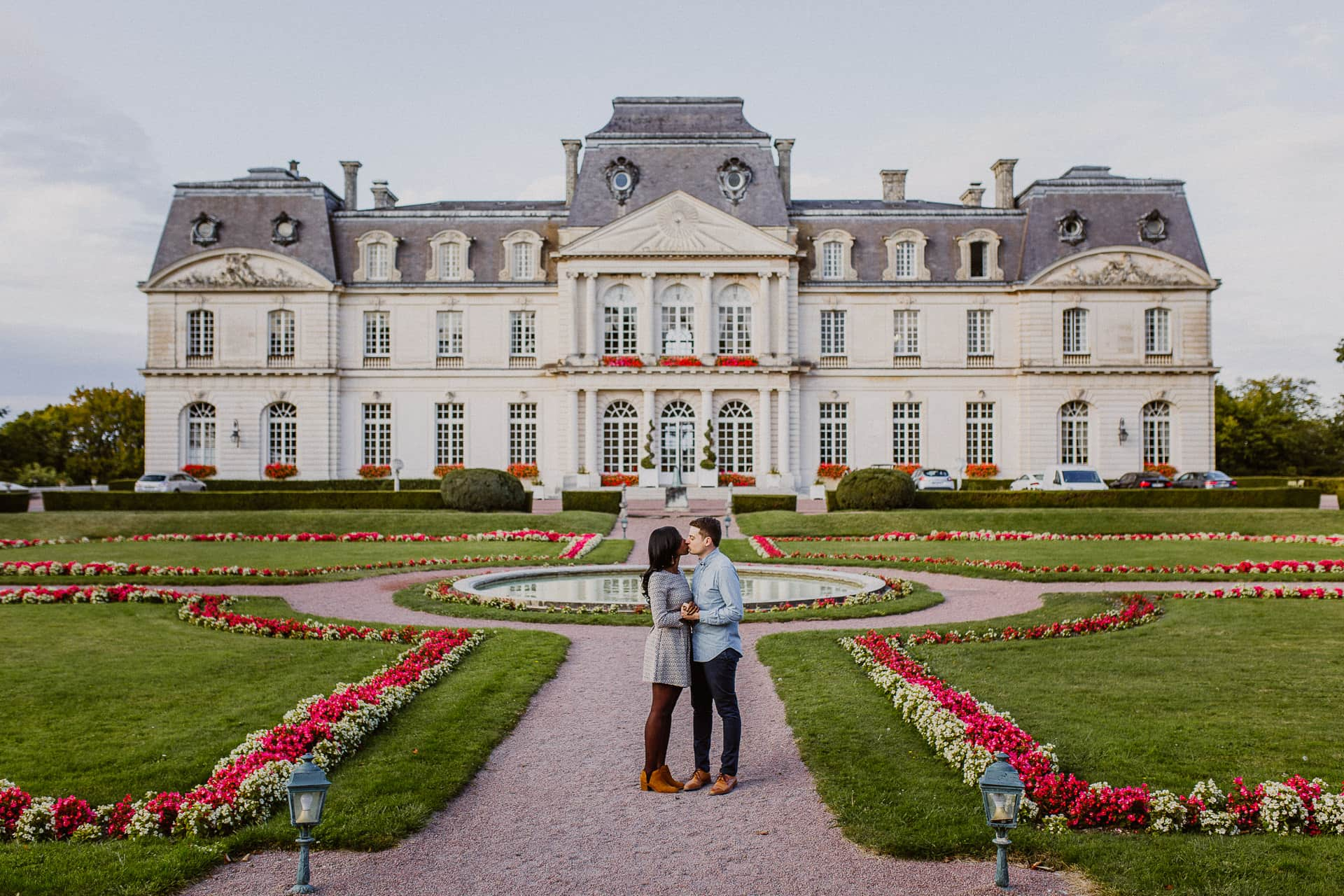 Demande en Mariage Originale à Nantes - You made my day!
