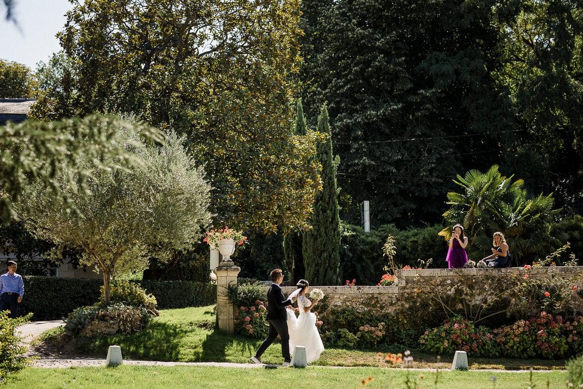 Mariage Château Beaulieu Joué
