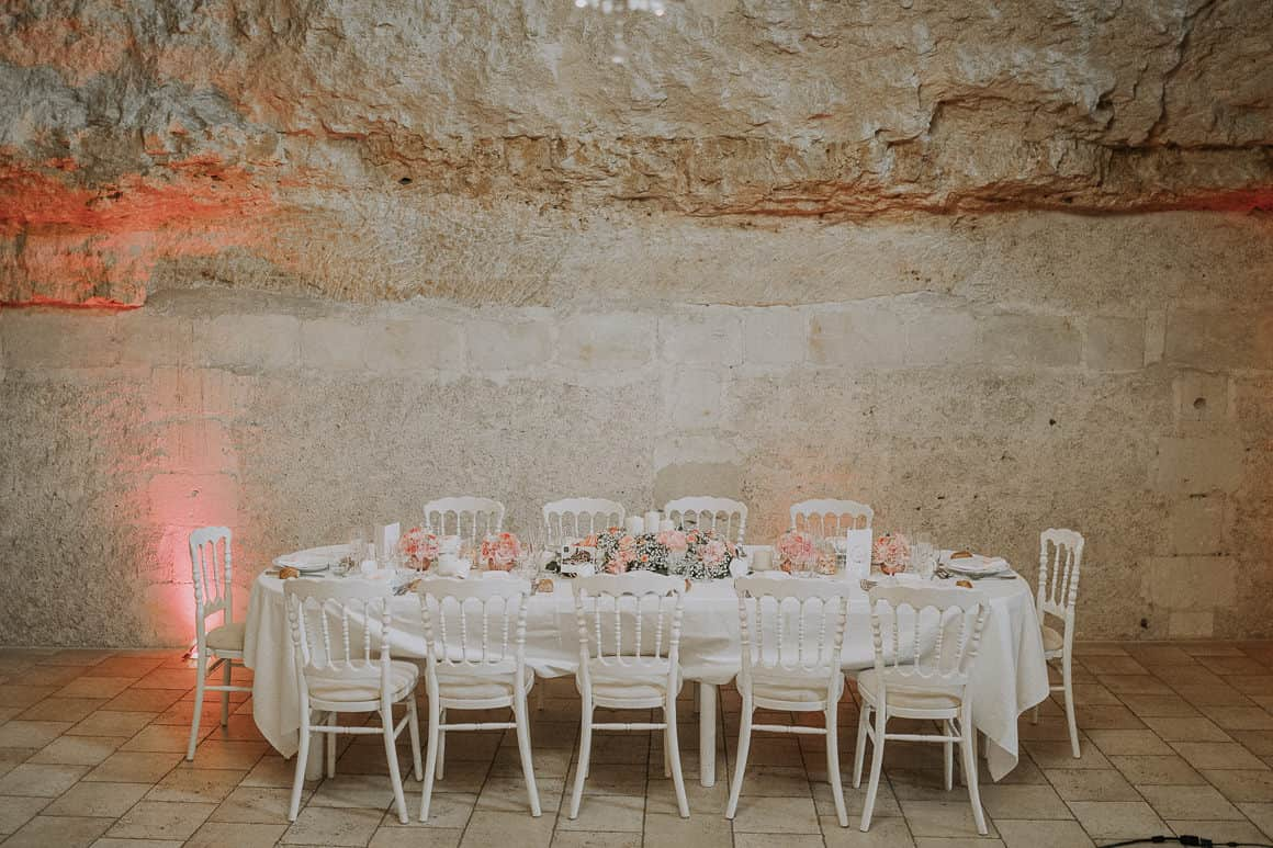 grotte roche aux fées mariage