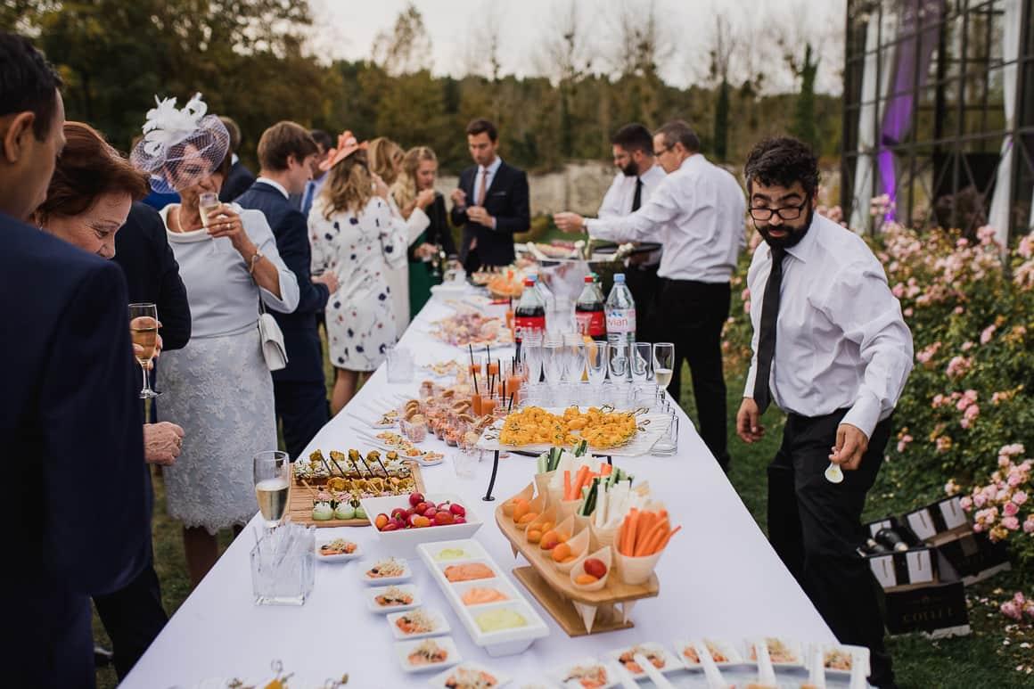 chateau de la trye mariage
