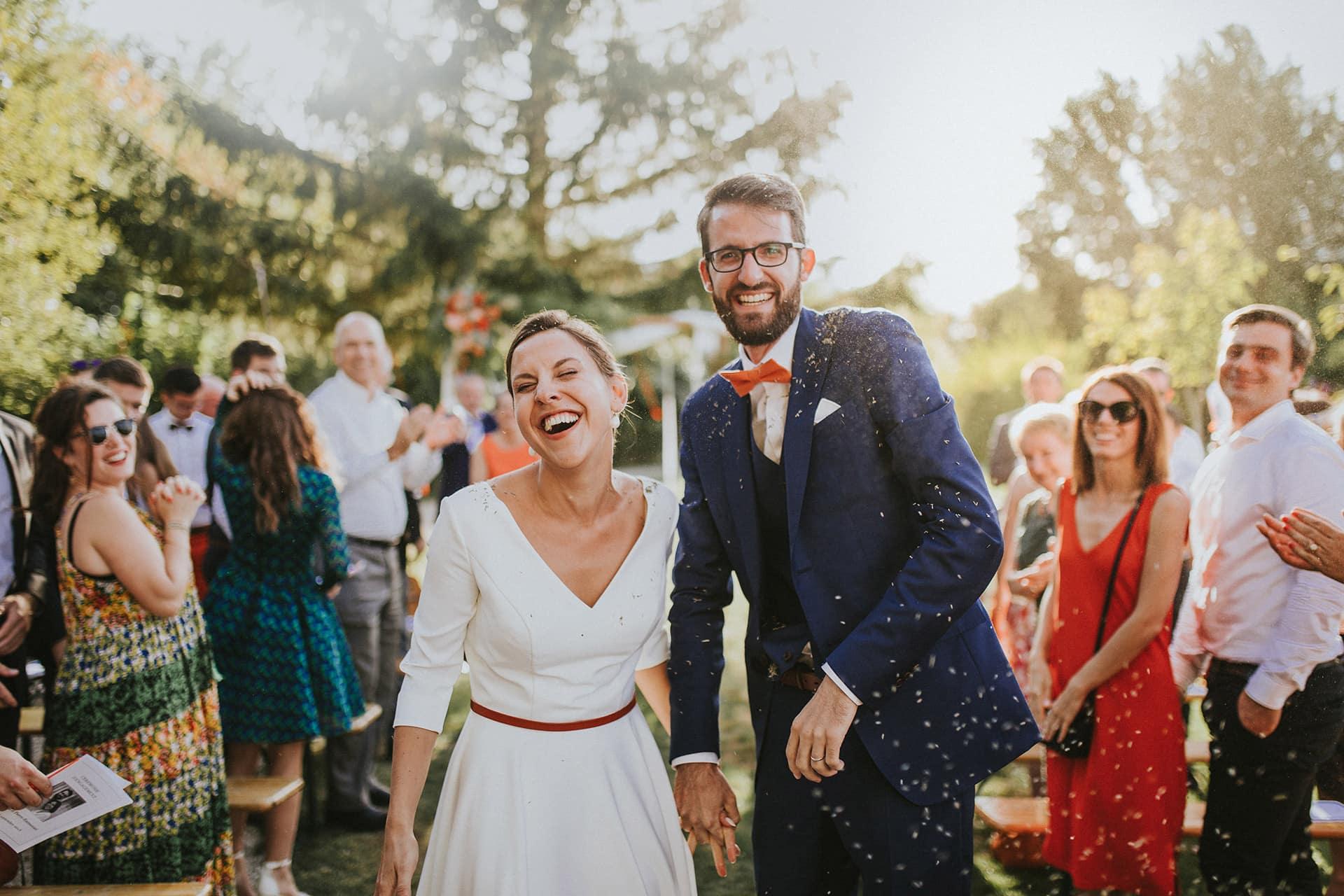 Brian, Photographe de Mariage — Photo-reporter en mariage